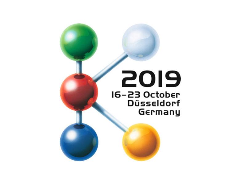 Wir sind auf der K-Messe 2019 in Düsseldorf